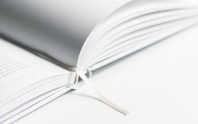 Diseño editorial I:  blanco y en botella